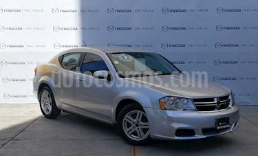 Foto venta Auto usado Dodge Avenger SXT 2.4L Aut Sport (2012) color Plata precio $155,000