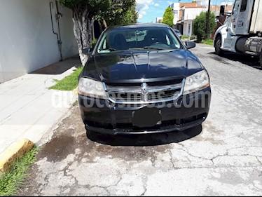 Foto venta Auto usado Dodge Avenger SXT 2.4L Aut (2009) color Negro precio $80,000