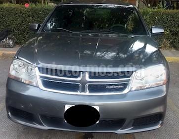 Dodge Avenger SXT 2.4L Aut usado (2011) color Plata Metalico precio $87,000