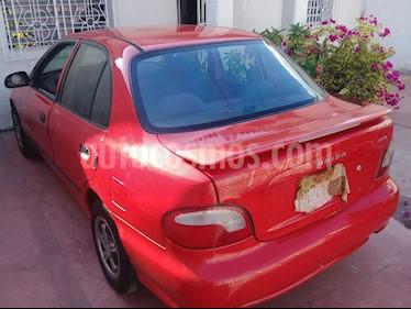 Dodge Brisa Sinc.  usado (2005) color Rojo precio u$s1.700