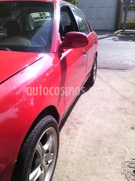 Dodge Brisa Sinc.  usado (2004) color Rojo precio BoF1.200