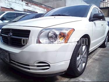 Foto venta carro usado Dodge Caliber L 2.0L Aut (2007) color Blanco precio BoF3.000