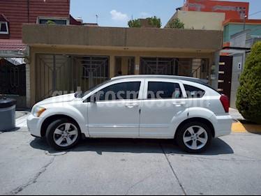 Dodge Caliber SXT 2.4L usado (2010) color Blanco precio $82,000