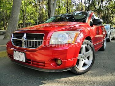 Dodge Caliber R-T 2.4L Aut AWD usado (2007) color Rojo precio $99,000