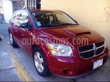 Foto venta Auto usado Dodge Caliber SE 2.0L Aut (2007) color Rojo precio $69,000