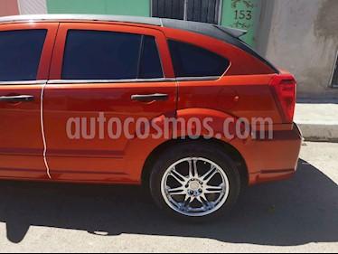 Foto Dodge Caliber SXT 2.0L Aut usado (2007) color Naranja Metalico precio $75,000