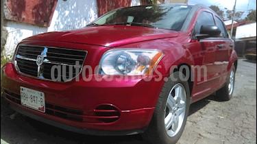 Foto venta Auto usado Dodge Caliber SXT 2.0L Aut (2008) color Rojo precio $87,000