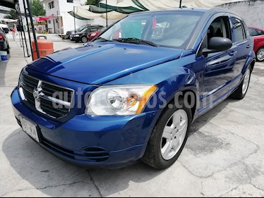 Foto venta Auto usado Dodge Caliber SXT 2.4L (2009) color Azul precio $95,000
