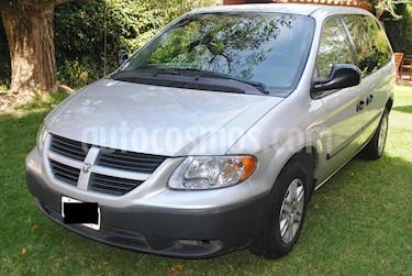 foto Dodge Caravan 3.3 5P usado (2007) color Gris Plata  precio $200.000