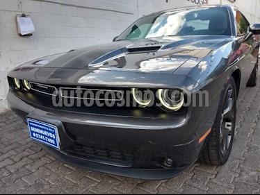 Foto venta Auto usado Dodge Challenger 2p Blacktop V6/3.6 Aut (2017) color Negro precio $595,000