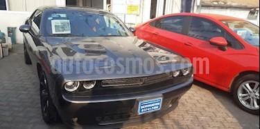 Foto venta Auto usado Dodge Challenger 2p Blacktop V6/3.6 Aut (2017) color Gris precio $575,000