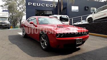 Foto venta Auto usado Dodge Challenger 3.6L Black Line ATX (2016) color Rojo precio $439,900