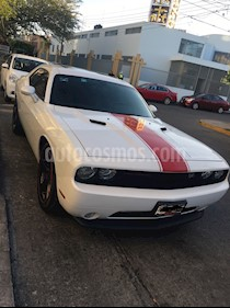 Dodge Challenger 3.6L Rallye Redline ATX usado (2014) color Blanco Marfil precio $325,000