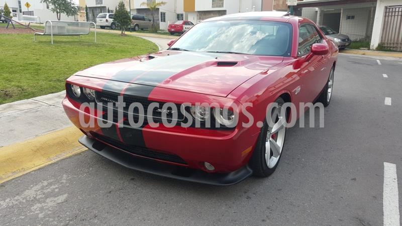 Dodge Challenger SRT-8 usado (2011) color Rojo precio $215,000