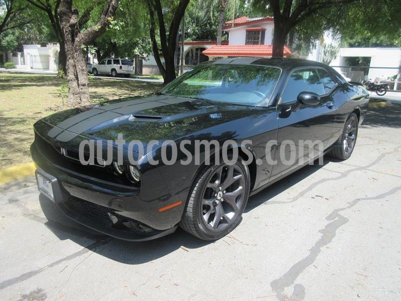 Dodge Challenger 3.6L Dual Stripes usado (2018) color Negro precio $499,000