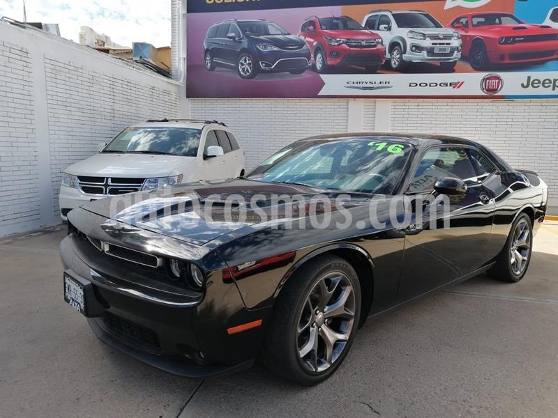 Dodge Challenger 3.6L Black Line ATX usado (2016) color Negro precio $419,000