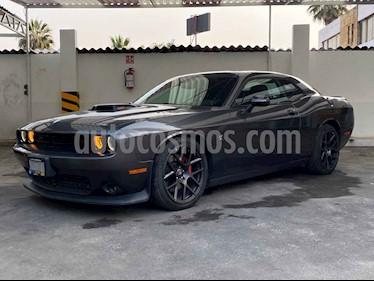 Dodge Challenger 2p Scat Pack V8/6.2 Aut usado (2019) color Gris precio $629,900