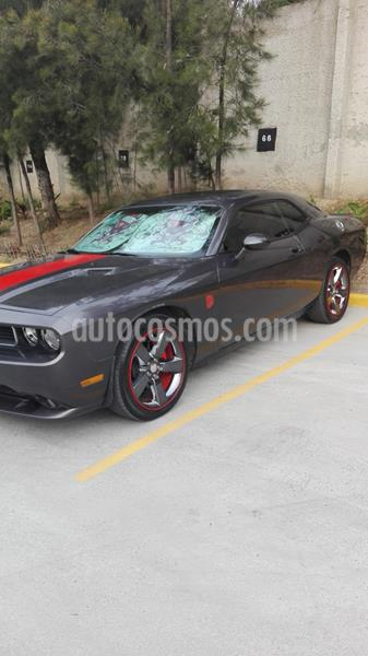 Dodge Challenger 3.6L Rallye Redline ATX usado (2014) color Gris precio $300,000