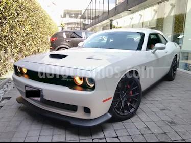Foto venta Auto usado Dodge Challenger SRT Hellca (2016) color Blanco precio $860,000
