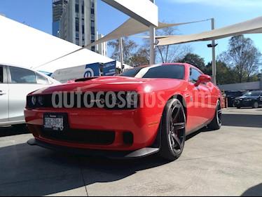 Foto venta Auto Seminuevo Dodge Challenger SRT Hellcat (2018) color Rojo Adrenalina precio $1,100,000