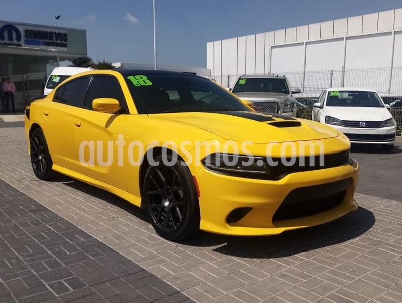 Dodge Charger R-T Daytona usado (2018) color Amarillo precio $650,000