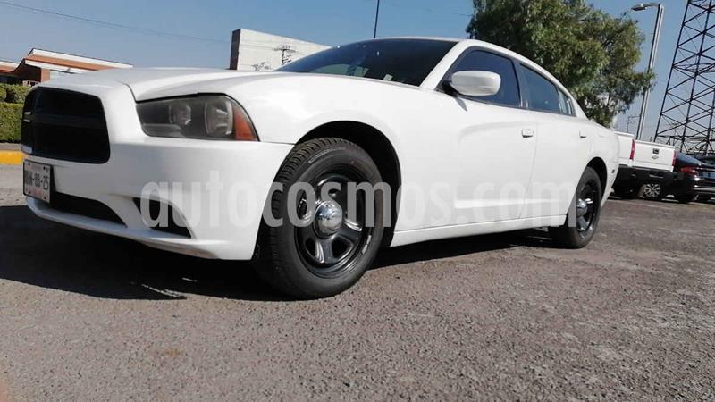 Dodge Charger SXT usado (2013) color Blanco precio $155,000