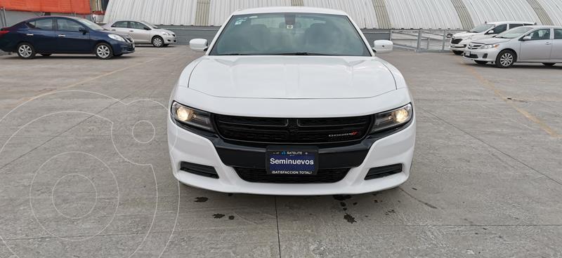 Dodge Charger R-T usado (2019) color Blanco precio $439,000