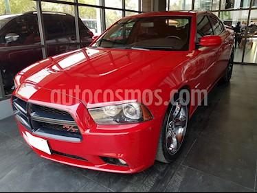 Foto venta Auto usado Dodge Charger R-T (2012) color Rojo precio $232,000