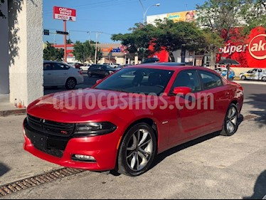 Foto venta Auto usado Dodge Charger R-T (2016) color Rojo precio $344,900