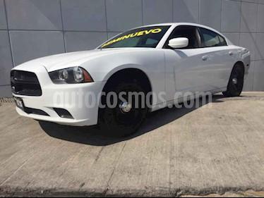 Foto venta Auto usado Dodge Charger R-T (2014) color Blanco precio $219,000