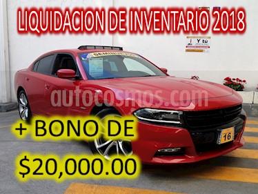 Foto venta Auto usado Dodge Charger R-T (2015) color Rojo precio $449,500