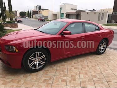 Foto venta Auto usado Dodge Charger SXT Premium (2012) color Rojo precio $230,000