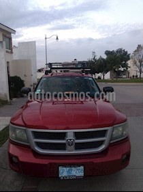 Foto venta Auto usado Dodge D-150 L6 Pick-up Adventurer aut equipada (2010) color Marron precio $145,000