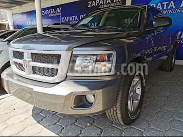 Dodge D-150 L6 Pick-up Adventurer aut usado (2011) color Gris precio $174,900