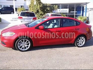 Foto Dodge Dart Limited usado (2013) color Rojo precio $190,000