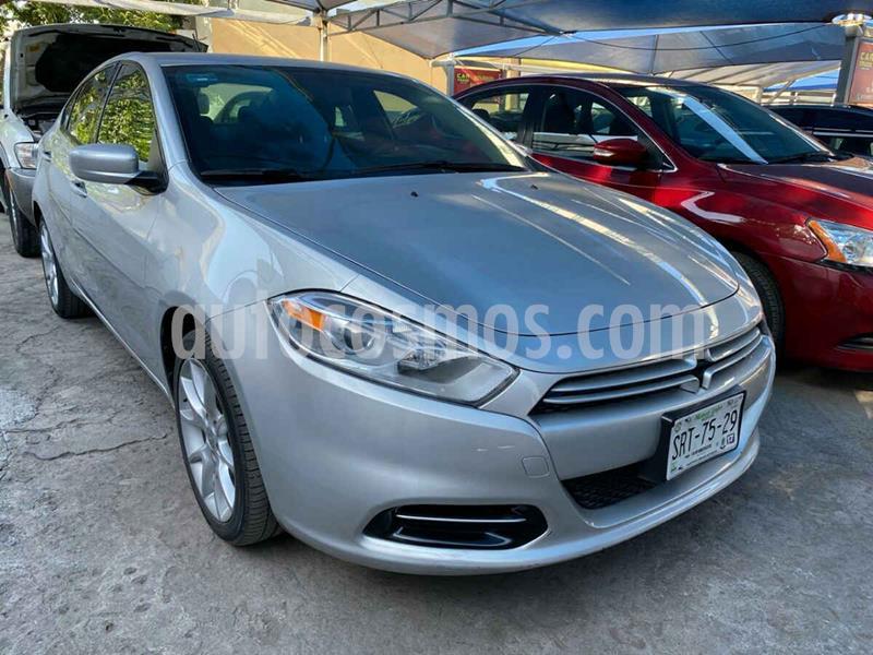 Dodge Dart SXT Aut usado (2013) color Plata precio $159,900