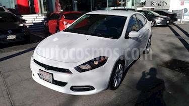 Dodge Dart 4p SXT L4/2.4 Man usado (2015) color Blanco precio $155,000