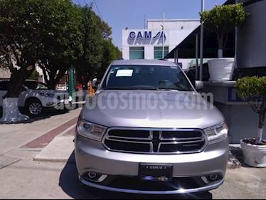 Foto venta Auto usado Dodge Durango 3.6L 4x2 V6 (2015) color Plata precio $359,000