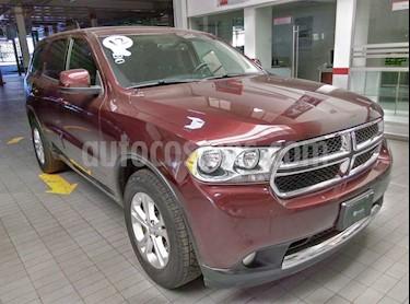 Foto venta Auto Seminuevo Dodge Durango 3.6L 4x2 V6 (2012) color Vino Tinto precio $199,000