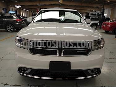 Foto venta Auto Seminuevo Dodge Durango 3.6L 4x2 V6  (2015) color Blanco precio $375,000