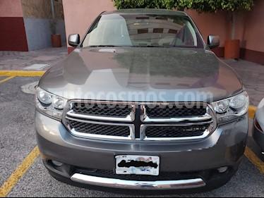 Dodge Durango 3.6L 4x2 V6 usado (2012) color Gris Grafito precio $242,500
