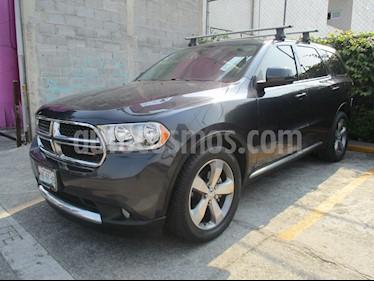 Foto venta Auto usado Dodge Durango 3.6L 4x2 V6  (2013) color Gris Mineral precio $270,000