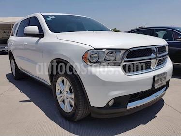 Foto venta Auto usado Dodge Durango 3.6L 4x2 V6  (2013) color Blanco precio $235,000