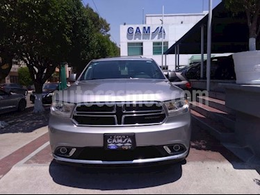 Foto venta Auto usado Dodge Durango 3.6L 4x2 V6 (2015) color Gris precio $359,900