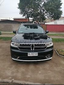 Foto venta Auto usado Dodge Durango 3.6L SXT 4x2 (2016) color Negro precio $15.500.000
