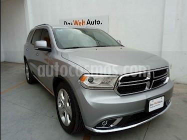 Foto venta Auto usado Dodge Durango 3.6L V6 Limited (2014) color Plata precio $315,000
