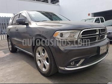 Foto venta Auto usado Dodge Durango 3.6L V6 Limited (2015) color Granito precio $349,000