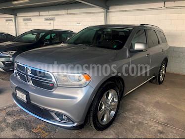 Foto venta Auto usado Dodge Durango 3.6L V6 Limited (2014) color Granito precio $330,000