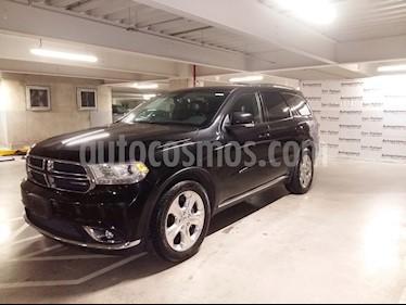 Foto venta Auto Seminuevo Dodge Durango 3.6L V6 Limited (2015) color Negro precio $399,000