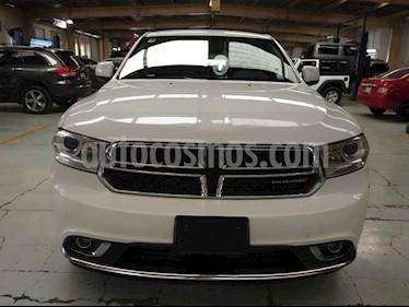 Foto venta Auto usado Dodge Durango 3.6L V6 SXT PLUS (2015) color Blanco precio $349,000